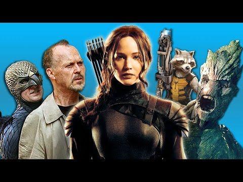 50 MOVIE SPOILERS OF 2014 IN 5 MINUTES