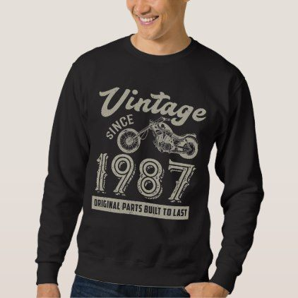 Retro Motorcycle Tee For 31st Birthday.  $38.00  by AnniversaryAndAge  - cyo customize personalize unique diy idea