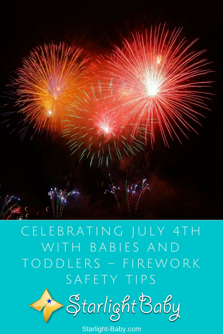 Celebrating July 4th With Babies And Toddlers – Firework Safety Tips  Independence Day is fast approaching, and the excitement is starting to build up. However, if you're looking to celebrate in style this July 4th, it's imperative you familiarize yourself with a few health and safety tips to keep you and your little one's safe.  The American Academy of Pediatrics for example, has frequently warned of the dangers of buying fireworks to set off at home. Each year thousands of people injure…