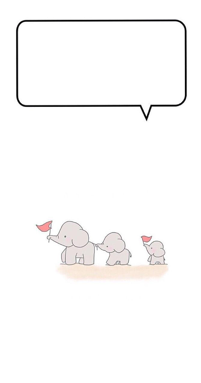Tres Hermosos Elefantes...