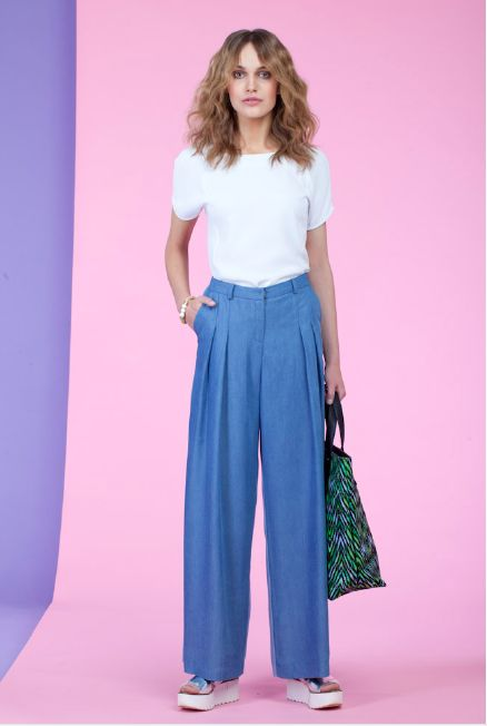 #lookbook #collection #spring #summer #blue #solar_company