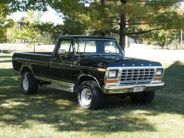 1979 Ford F-150 XLT Ranger | 1979 Ford F-150 XLT Truck in Appleton WI | 3182696752 | Used Cars on Oodle Marketplace
