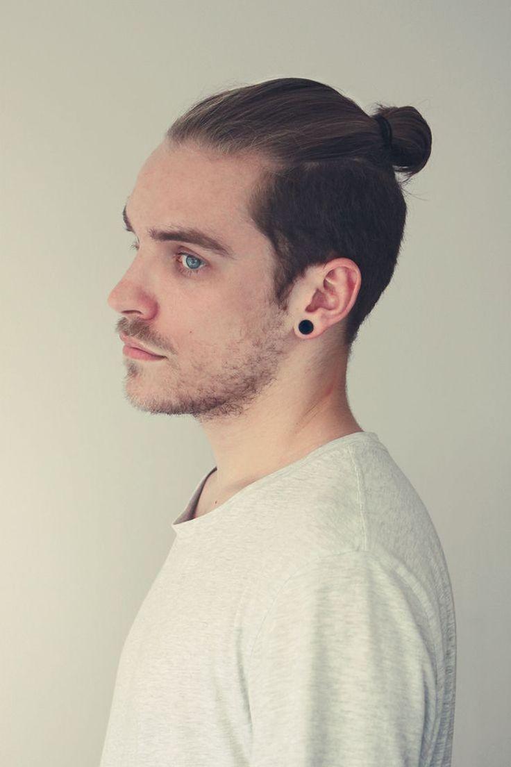 Wie lange haare fur man bun