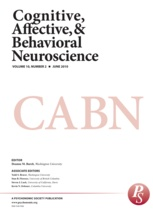 Cognitive, Affective & Behavioral Neuroscience (Journal)