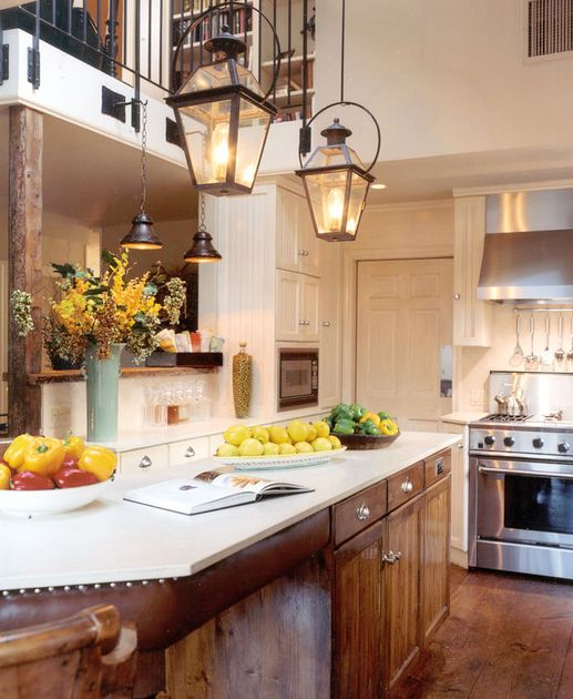 Kitchen Island Lighting Rustic: 19 Best Ideas About KITCHEN LIGHTING On Pinterest