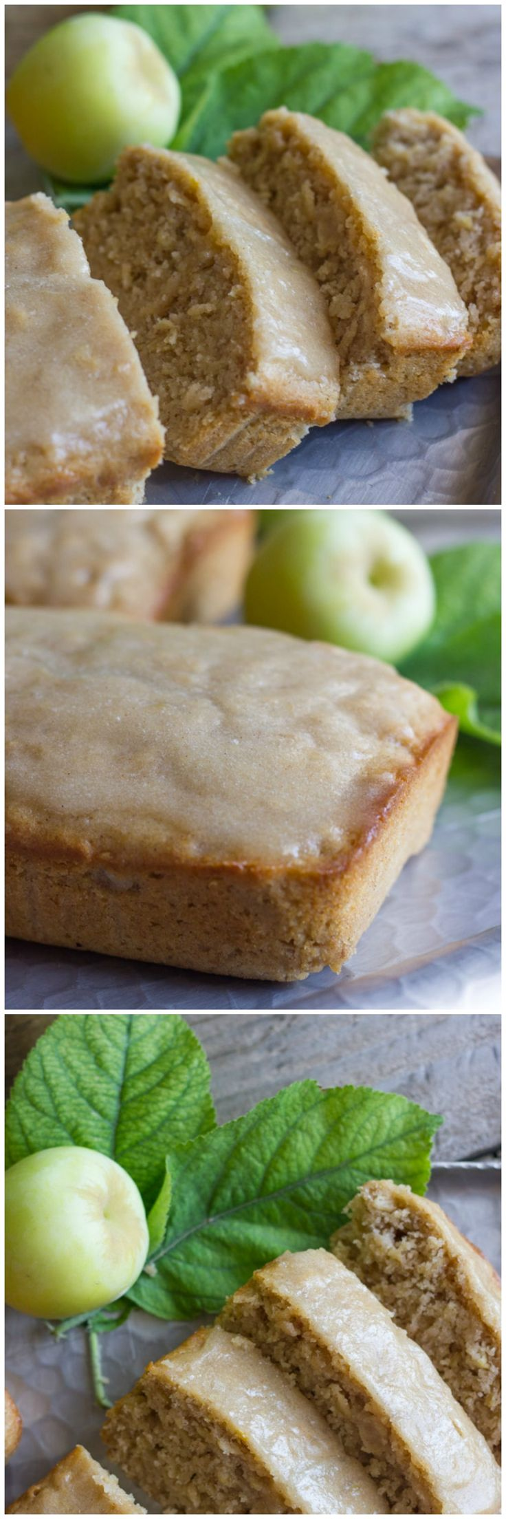 Apple Cinnamon Oatmeal Bread | Recipe | Nonfat greek yogurt, Apple ...