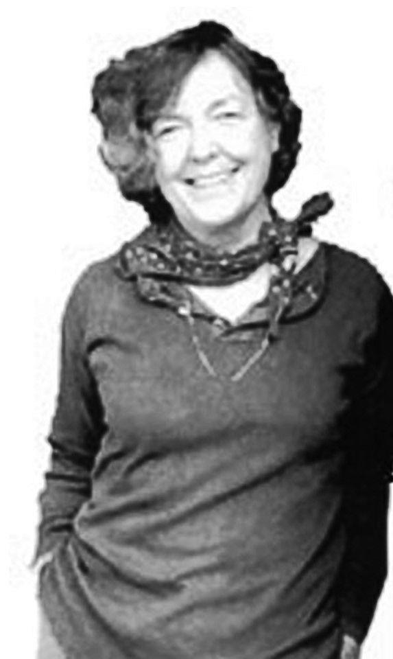 Glenda Adams (1939–2007) Miles Franklin Award winner (1987) for Dancing on Coral