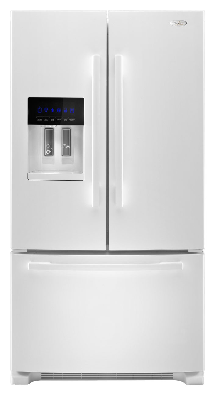 Whirlpool white ice microwave canada - Whirlpool Gold French Door In Glossy White To Match My New Dishwasher