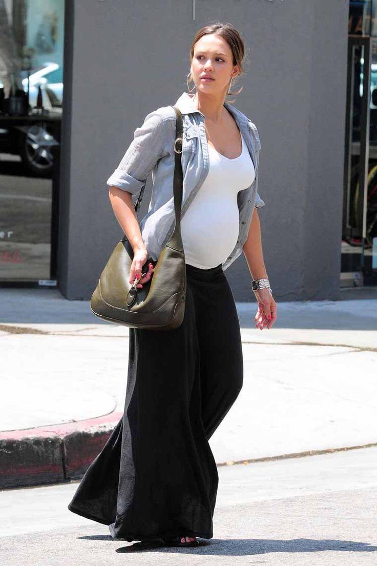 Pregnant Jessica Alba (760×1140)