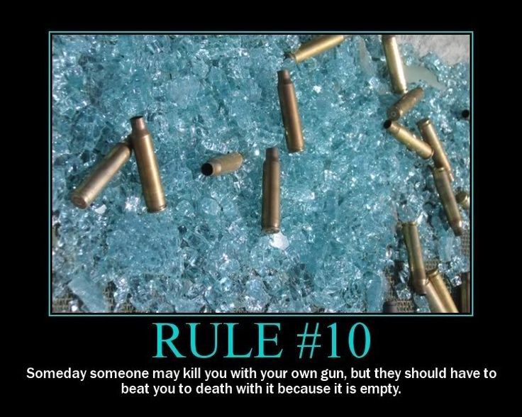 Rules of a Gunfight - #10