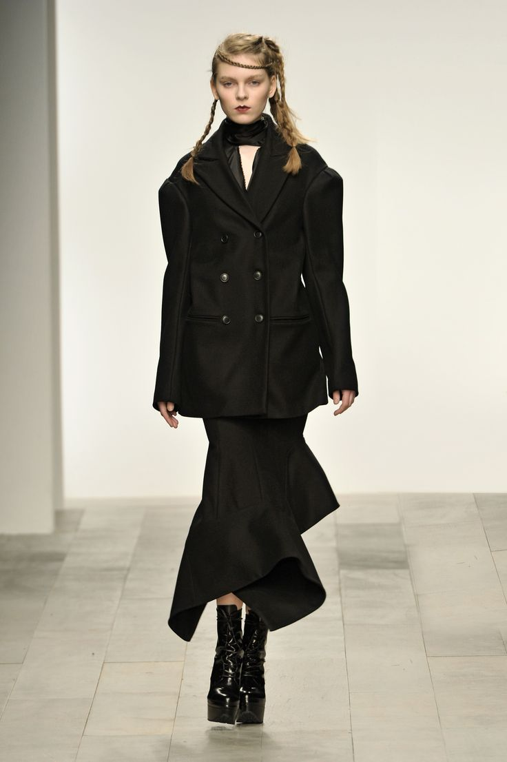 John Rocha AW11 #lfw #readytowear #londonfashionweek #designerwear