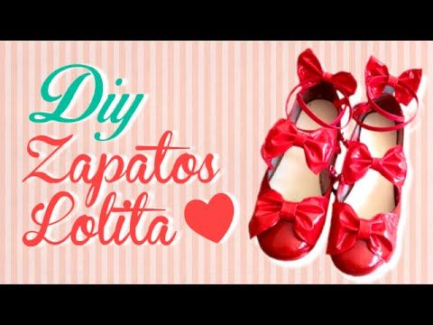 #diy #shoes #lolita #style