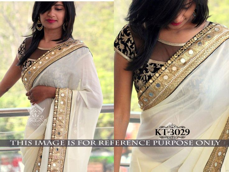 Indian Bollywood Style Heavy Wedding Beautiful Party Designer Saree Sari 3029KT