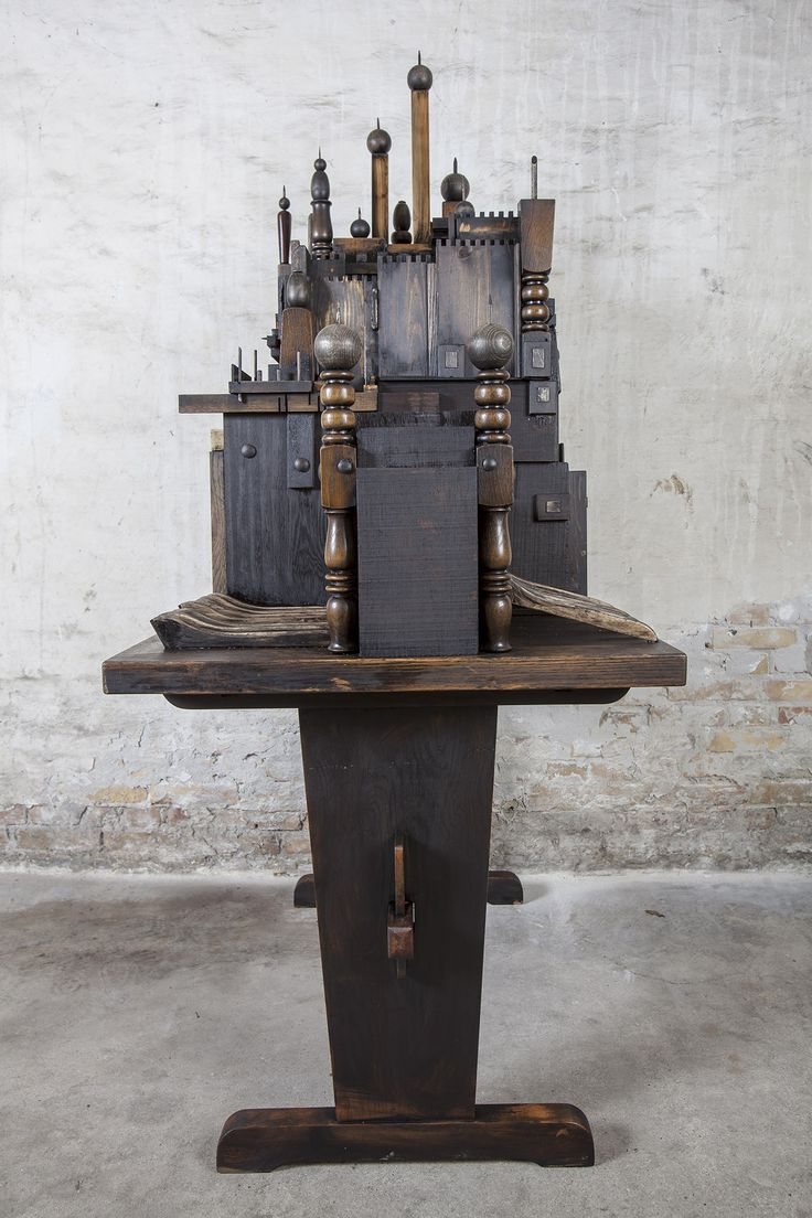 Mausoleum Sculpture No. 24