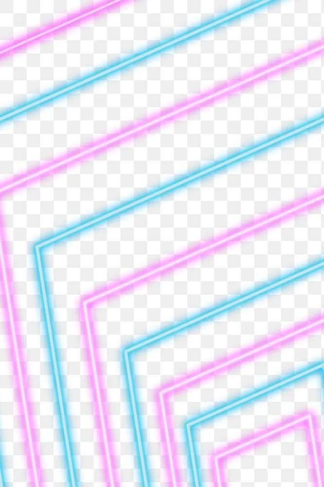 Glowing Blue And Pink Neon Lines Patterned Background Design Element Free Image By Rawpixel Com Aum Background Patterns Background Design Design Element