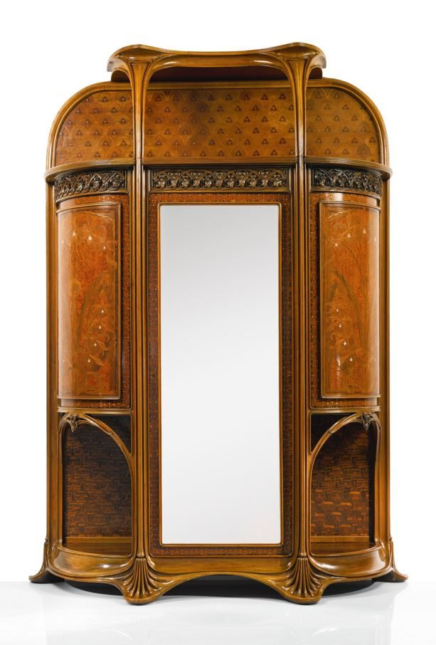 803 Best Images About Art Nouveau Furniture On Pinterest