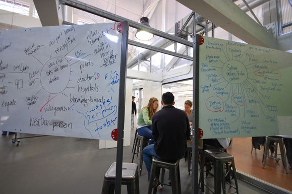 Five Ways to Make Corporate Space More Creative