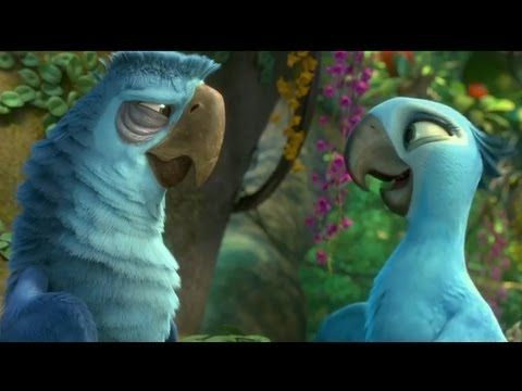 Rio 2 Official Trailer I LOVE THIS!!! Do you remember watching this with me Hahahaha!!! Throwback! @Ashley Cohn