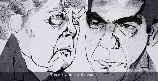 Guardian: Το email - Grexit του Σόιμπλε και το δραματικό παρασκήνιο πο...