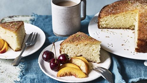سهلة وسريعة كيك الزبادى Easy Cake Recipes Yoghurt Cake Cake Recipes