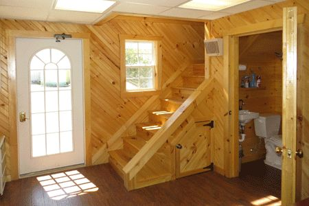 Inside A Sheds Unlimited Office A Farm For Us Pinterest