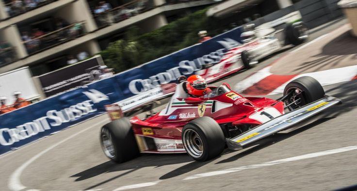 Reifen an Reifen beim Grand Prix de Monaco Historique 2016 | Classic Driver Magazine