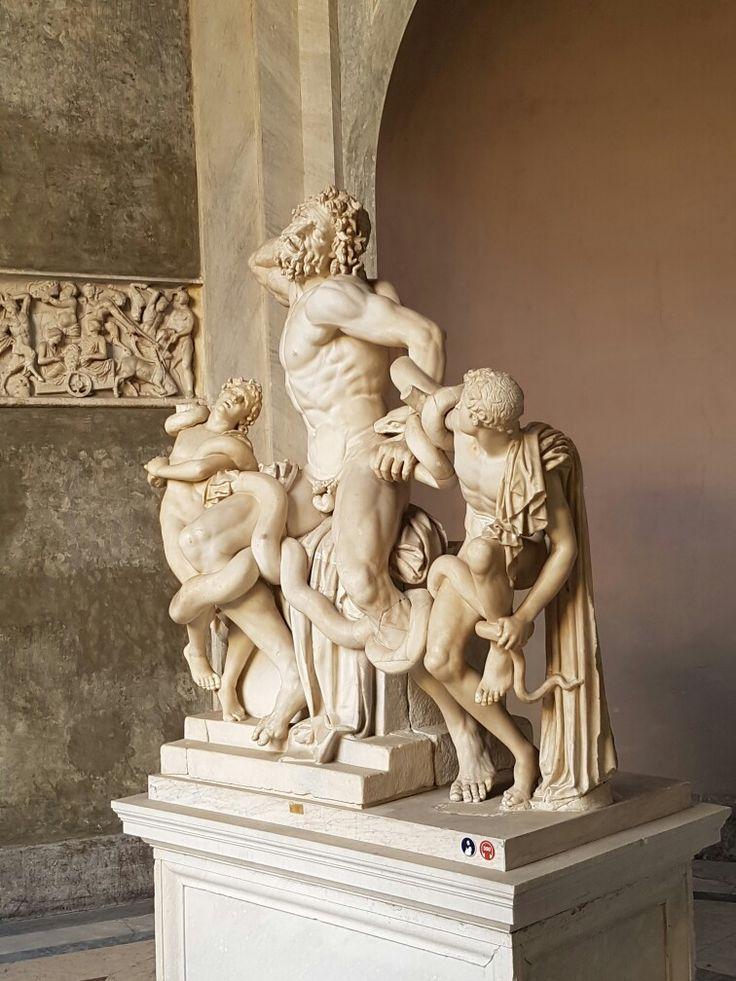 Róma, Vatikáni múzeumok