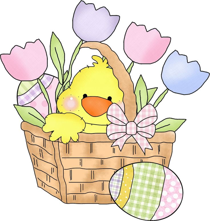 Easter Basket Clipart : Best images about easter clip art on