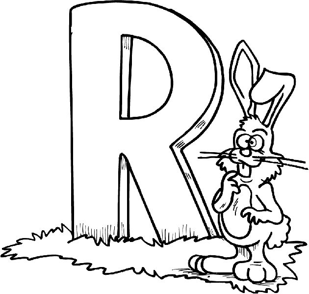 Alphabet Review Coloring Pages : Images about letters coloring on pinterest free