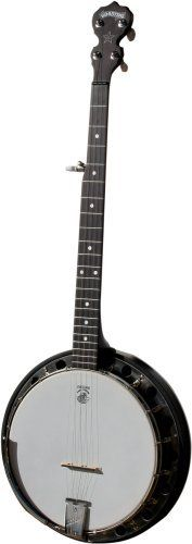 Deering Goodtime Midnight Special 5-String Banjo by Goodtime. $899.00. The American-made Goodtime Midnight Special banjo by Deering is an enhanced version of the ultra-popular Goodtime Special Banjo. The Midnight Special features a Deering shaped peghead, a black, deep pentrating stain with an elegant satin finish, planetary tuners and capoing spikes under the fifth string at frets 7,9 & 10. The rim is three-ply maple with a 1/8 inch thick bluegrass style tone ring and the meta...