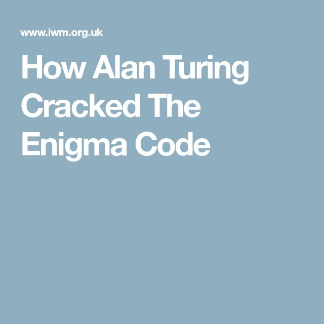 Turing enigma on pinterest alan turing alan turing machine and turing enigma on pinterest alan turing alan turing machine and alan turing facts fandeluxe Choice Image