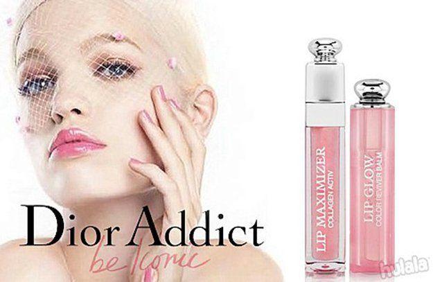 Trendy Makeup Tips :    Picture    Description  Dior Addict – Lip Maximizer High Volume Lip Plumper   How to Get Fuller Lips (Walk-Through + Lip Plumpers), check it out at makeuptutorials.c…