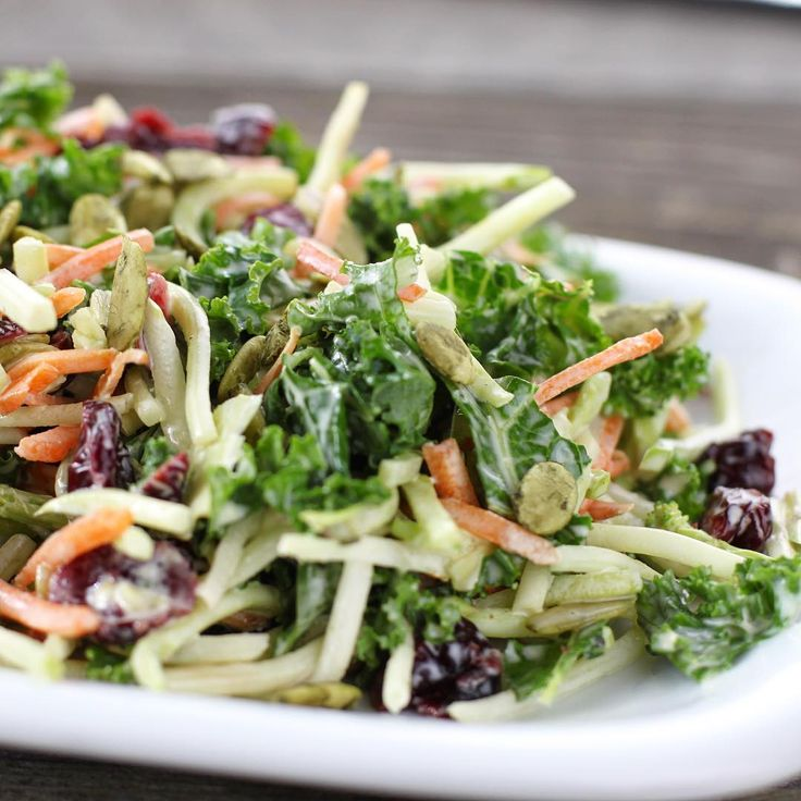 Broccoli Kale Slaw with Tangy Dressing6 ounces (½ bag