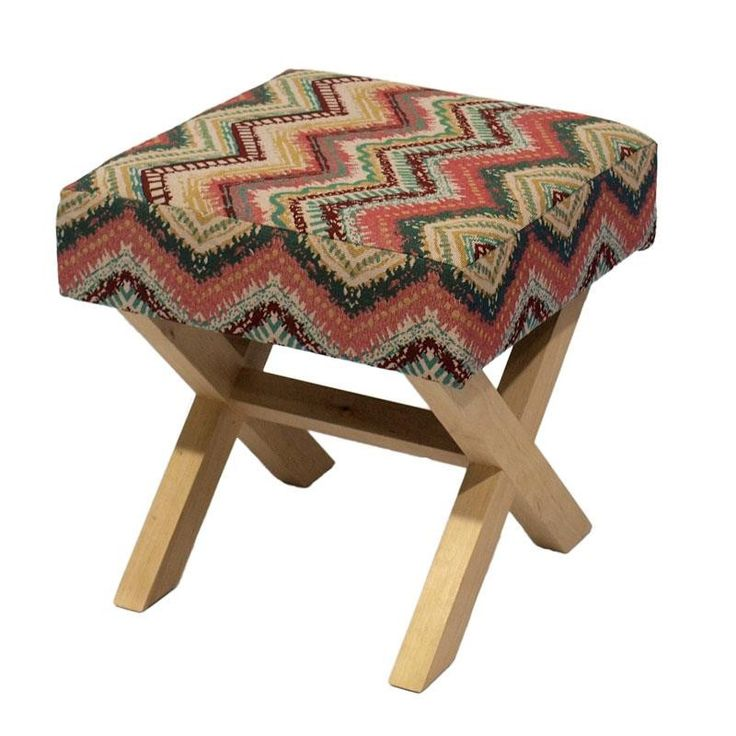 Fabric Stool - Stools - FURNITURE - inart