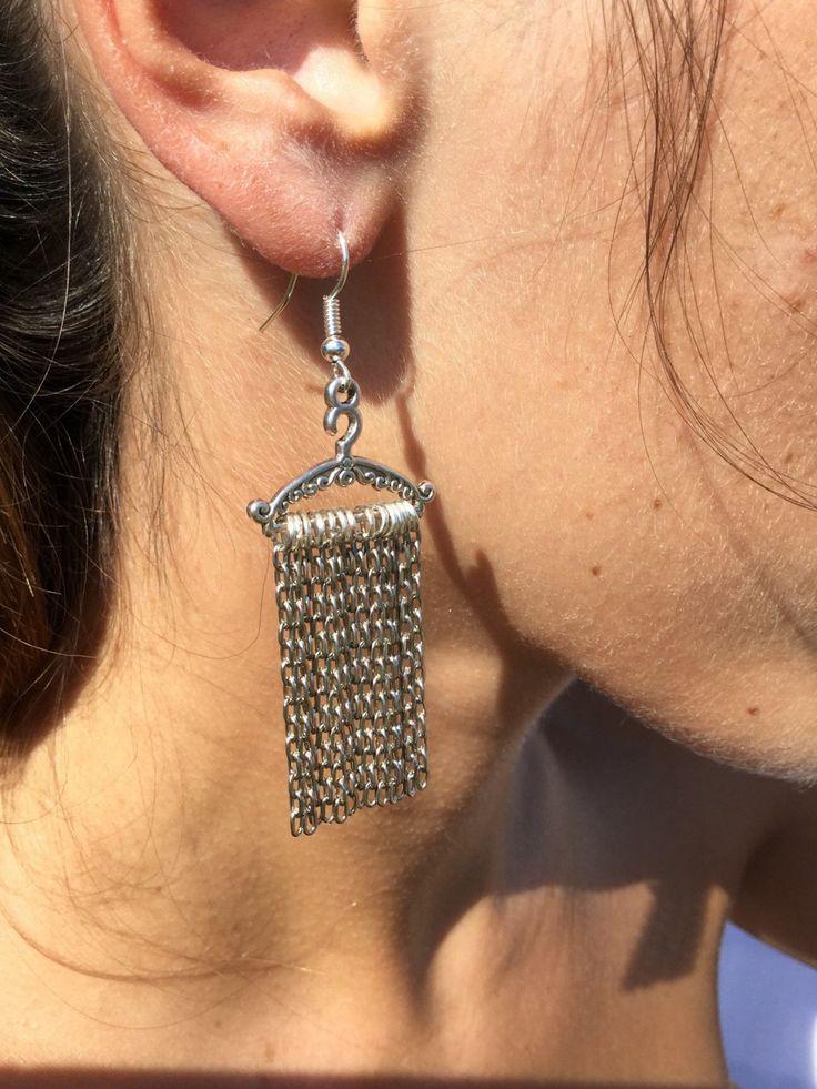Boucles d'oreille kawai : Boucles d'oreille par titi-lukoom
