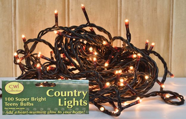 54 Best Mini Lights For Year Round Decorating Images On