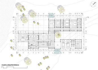 Gallery of Las Escaleras Country House / Prado Arquitectos - 33
