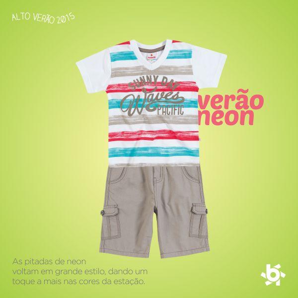 23bb0cbd27 As tendências de moda infantil no Verão 2015 Brandili  o