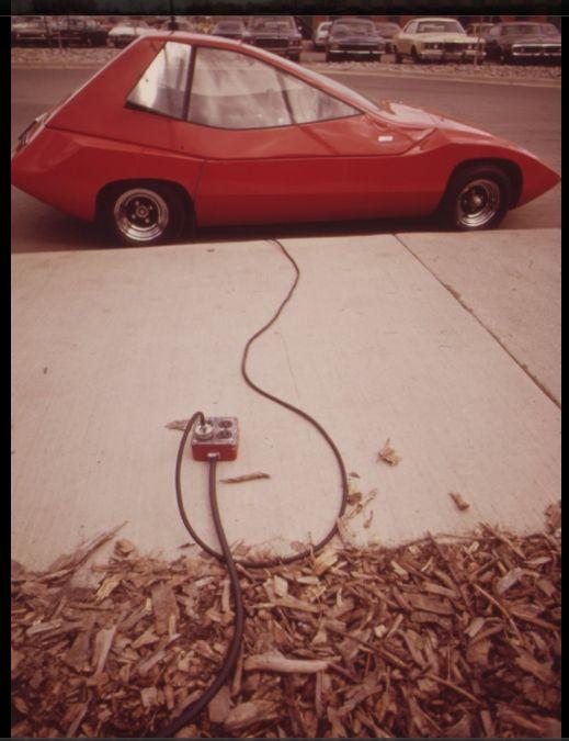Elektro-Auto: Der Sundancer (1973)