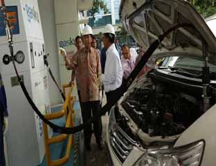 Walikota Tegaskan Pekanbaru Harus Jadi City Gas