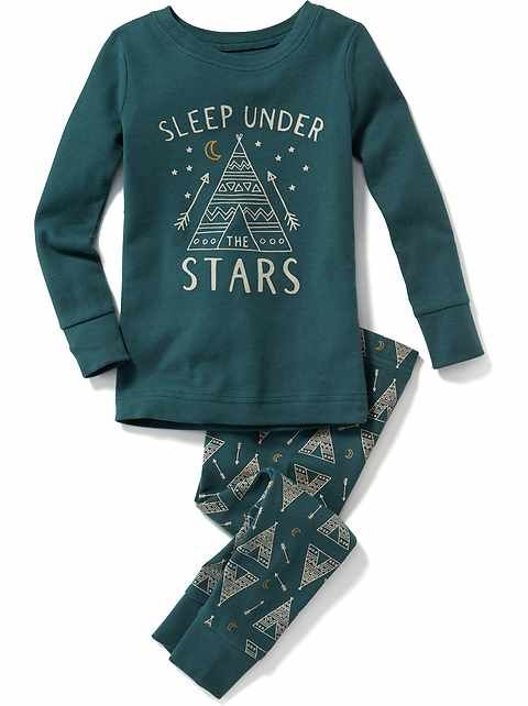 Todder Boys Clothes: Sleepwear & PJ's | Old Navy