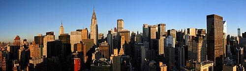 """New York City skyline"" most populous U.S. Cities, (1) New York, (2) Los Angeles, (3) Chicago, (4)  Houston, (5) Philadelphia, (6) Phoenix, (7) San Antonio, (8) San Diego, (9) Dallas, (10) San Jose."