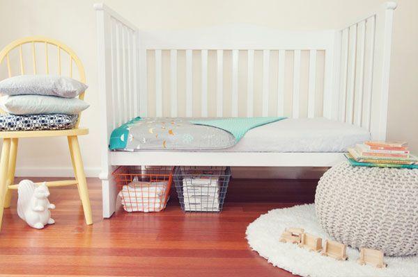 Nursery ideas for the modern baby