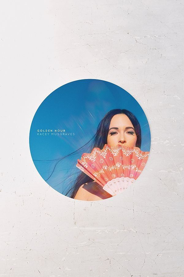 Kacey Musgraves Golden Hour Limited Edition Picture Disc Lp Kacey Musgraves Pictures Golden Hour