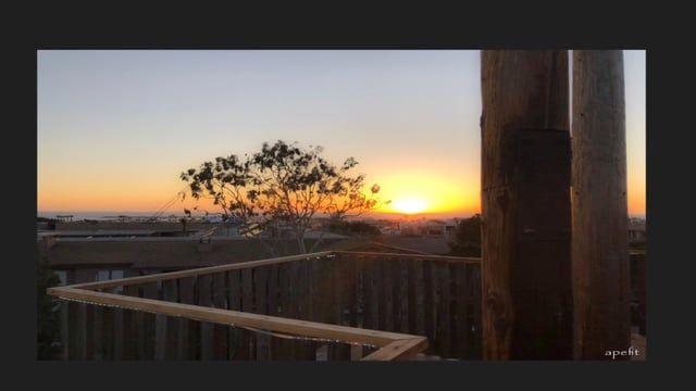 January 20, 2018 Marina Del Rey Sunset...  Day 1222