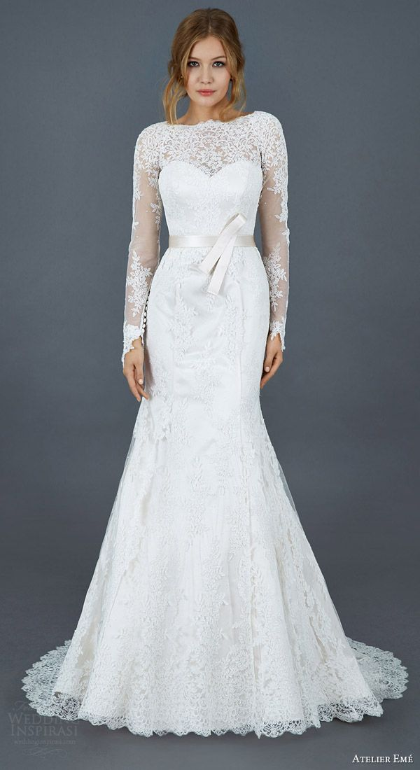 Great Atelier Eme Wedding Dresses