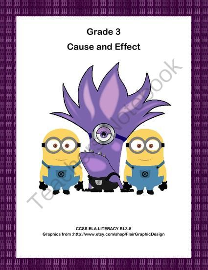 best 25  cause and effect worksheets ideas on pinterest