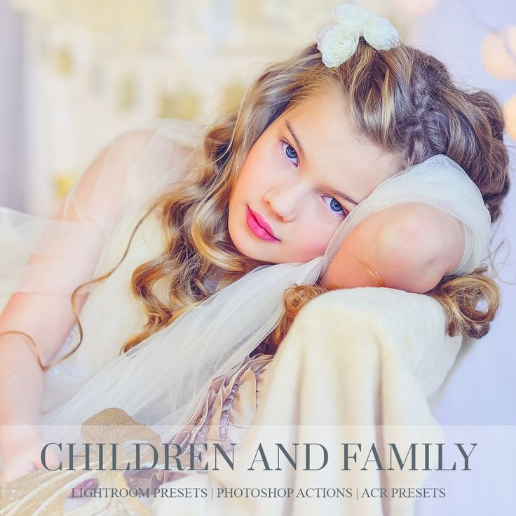 Children & family Lightroom presets, Adobe Photoshop actions and Camera…