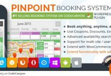 Nulled Pinpoint Booking System PRO v2.1.2 – WordPress Plugin