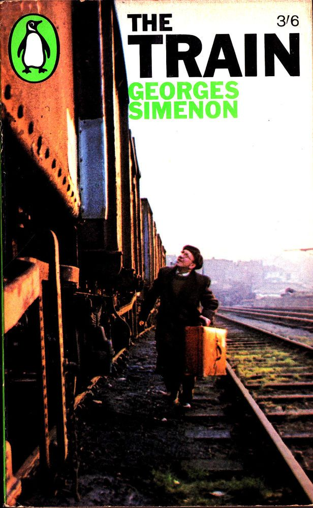 Georges Simenon - The Train / Penguin Books 1967